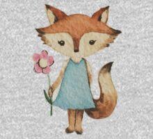 Flowerfox Kids Tee