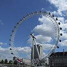 Millenium Wheel / London Eye. by Marie Brown ©