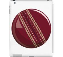 Cricket Sport Bat Ball iPad Case/Skin