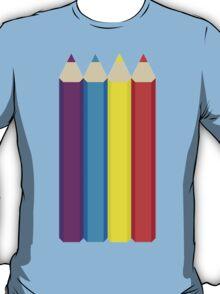 Colored Pencils T-Shirt