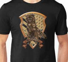 Fox with brave shield Unisex T-Shirt