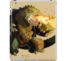 Gamera iPad Case/Skin