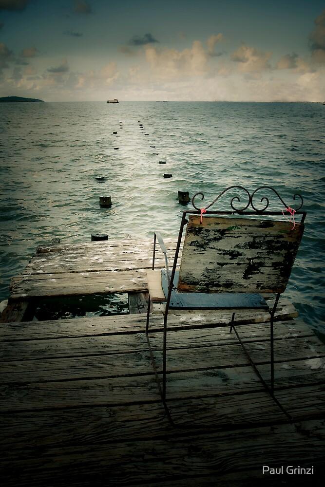 Waiting by Paul Grinzi