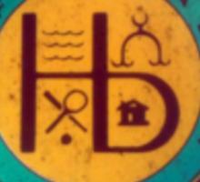 Seal of Hermosa Beach  Sticker