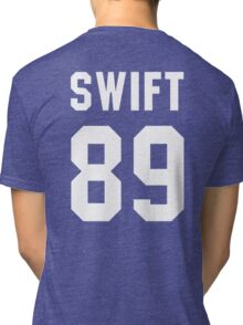 SWIFT 89 Tri-blend T-Shirt