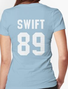 SWIFT 89 Womens Fitted T-Shirt