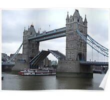 Tower Bridge Opening Poster