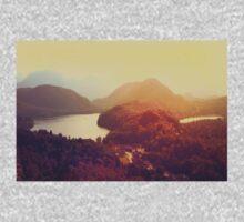 Austrian Landscape One Piece - Long Sleeve