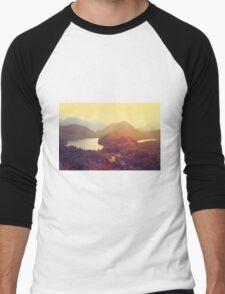 Austrian Landscape Men's Baseball ¾ T-Shirt
