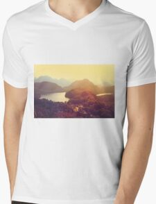 Austrian Landscape Mens V-Neck T-Shirt