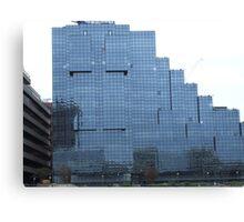 Glass Building Canvas Print
