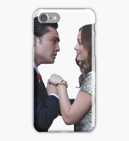 Chuck & Blair  iPhone Case/Skin
