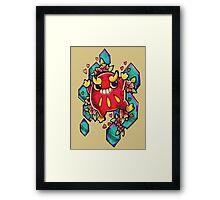 Darumaka Framed Print