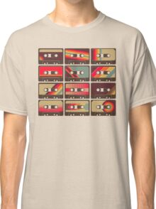 Mixed Tapes Classic T-Shirt