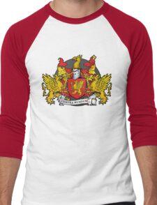 Contra Mundum Men's Baseball ¾ T-Shirt