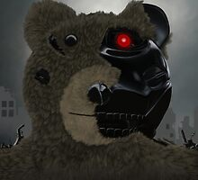 Bearinator by mdkgraphics