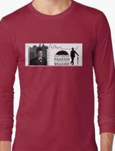 Gotham -- Penguin -- Greatest Weakness Long Sleeve T-Shirt
