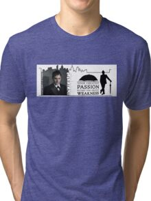Gotham -- Penguin -- Greatest Weakness Tri-blend T-Shirt
