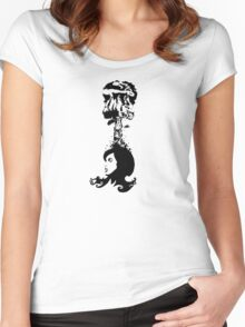 Atomic Women's Fitted Scoop T-Shirt