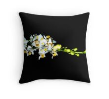 A touch of tropics Throw Pillow