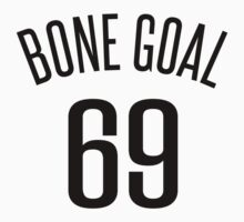BONE GOAL by MikeChase27