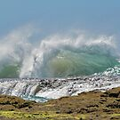 Ripping Waves at Point Roadknight by Andy Berry