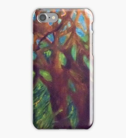 SCARY TREES iPhone Case/Skin