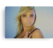 new exciting young model Tilly Canvas Print
