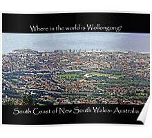 Wonderful Wollongong Poster