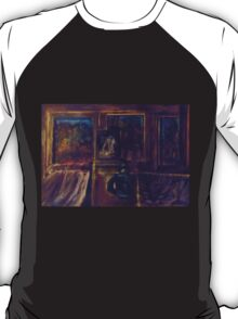 VIEW OF ATTIC'S WINDOWS T-Shirt