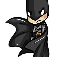 Cute Batman by Tommy4848