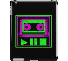 Just Push Play iPad Case/Skin