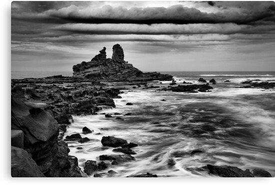 Storm At Eagles Nest by Joel Gough