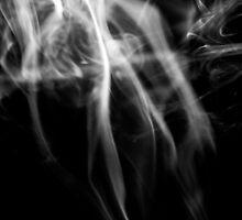 Jellyfish smoke by Tanja Katharina Klesse