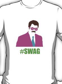 Swagga Ron Swanson T-Shirt