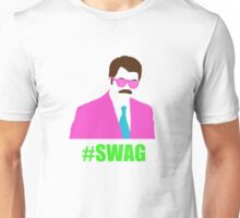 Swagga Ron Swanson Unisex T-Shirt