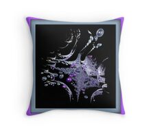 Catching A Breathe Throw Pillow