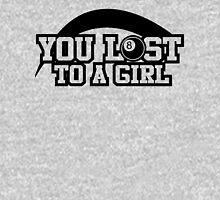 Women's pool T-shirt (black) Womens Fitted T-Shirt
