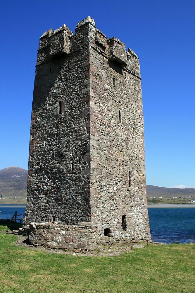 Grainne Mhaols castle 4 by John Quinn