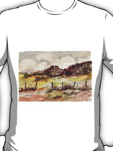 Reasons for getting over a Barbed wire fence (lol!) T-Shirt