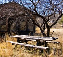 Abandoned Places of Southern Arizona by Linda Gregory
