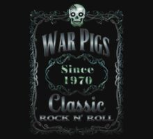 BOTTLE LABEL - CLASSIC ROCK by sleepingmurder