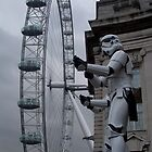 Stormtroopers in London by Robert Steadman
