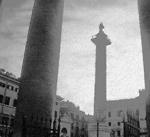 ROME - PIAZZA COLONNA  -  by Daniela Cifarelli