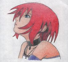 Kairi by ReadingBeauty