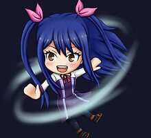 Wendy Marvell GMG Chibi by HannahStormB