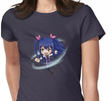 Wendy Marvell GMG Chibi Womens Fitted T-Shirt