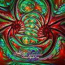 chocolatey minty swirl by LoreLeft27