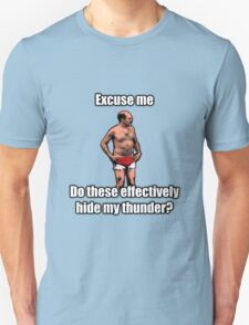 Tobias The Never nude T-Shirt