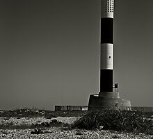 Lighthouse by John Shingler